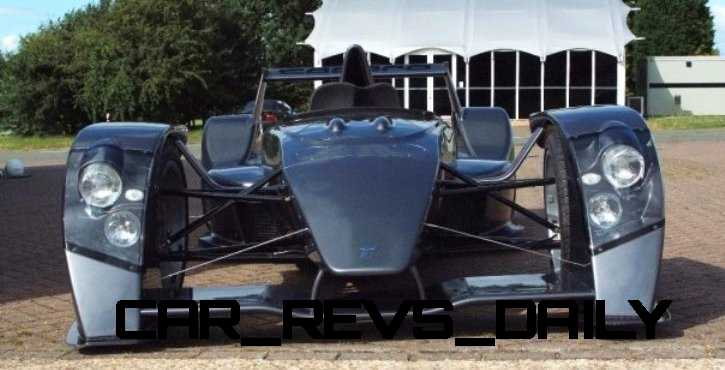 CarRevsDaily 2010 Caparo T1 Showcase 65