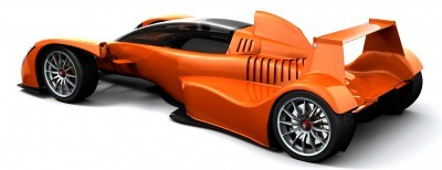CarRevsDaily 2010 Caparo T1 Showcase 80