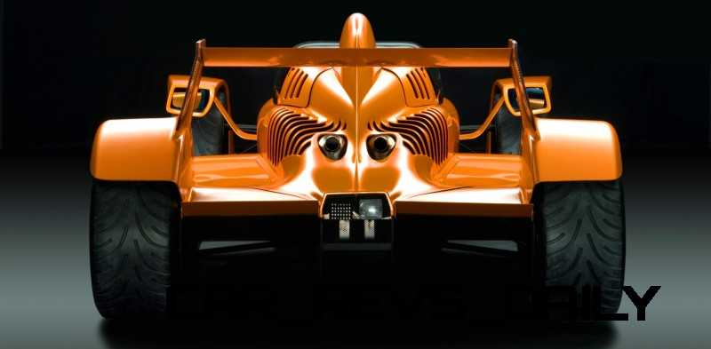 CarRevsDaily 2010 Caparo T1 Showcase 87