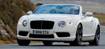 CarRevsDaily - 2014 Bentley Continental GTC V8 and V8 S  10