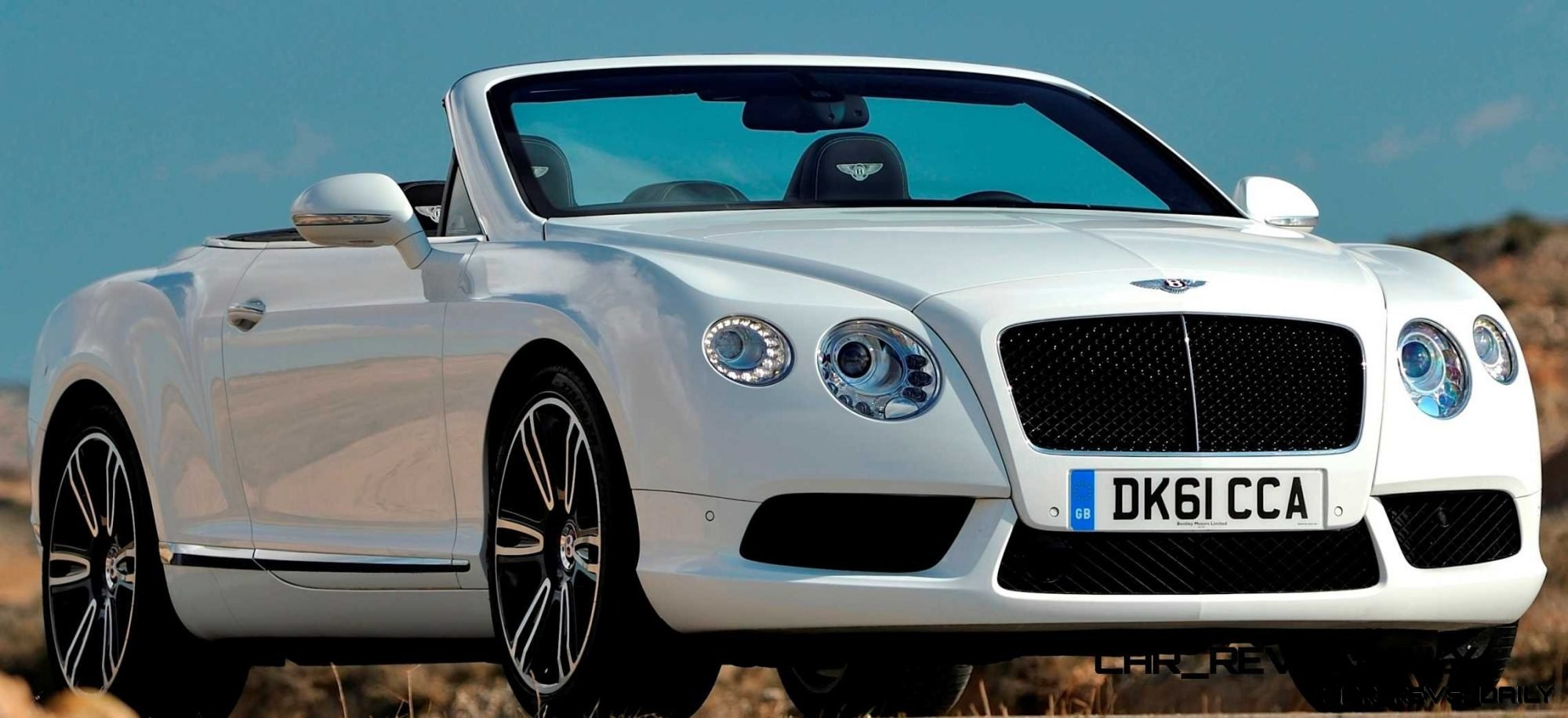 CarRevsDaily - 2014 Bentley Continental GTC V8 and V8 S 11