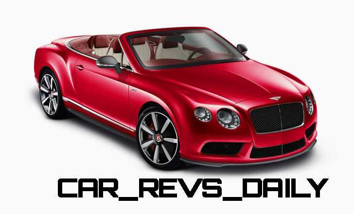 CarRevsDaily - 2014 Bentley Continental GTC V8 and V8 S  22