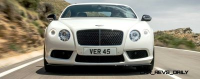 CarRevsDaily - 2014 Bentley Continental GTC V8 and V8 S  26