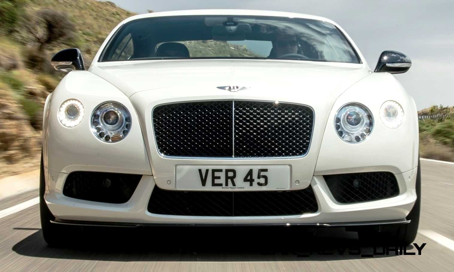 carrevsdaily 2014 bentley continental gtc v8 and v8 s 27. Cars Review. Best American Auto & Cars Review