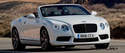 CarRevsDaily - 2014 Bentley Continental GTC V8 and V8 S  33
