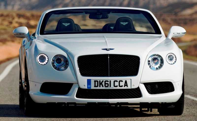 CarRevsDaily - 2014 Bentley Continental GTC V8 and V8 S  34