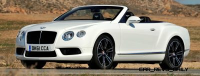 CarRevsDaily - 2014 Bentley Continental GTC V8 and V8 S  35