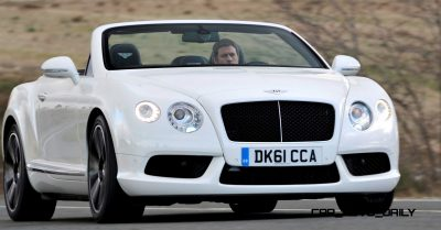 CarRevsDaily - 2014 Bentley Continental GTC V8 and V8 S  36