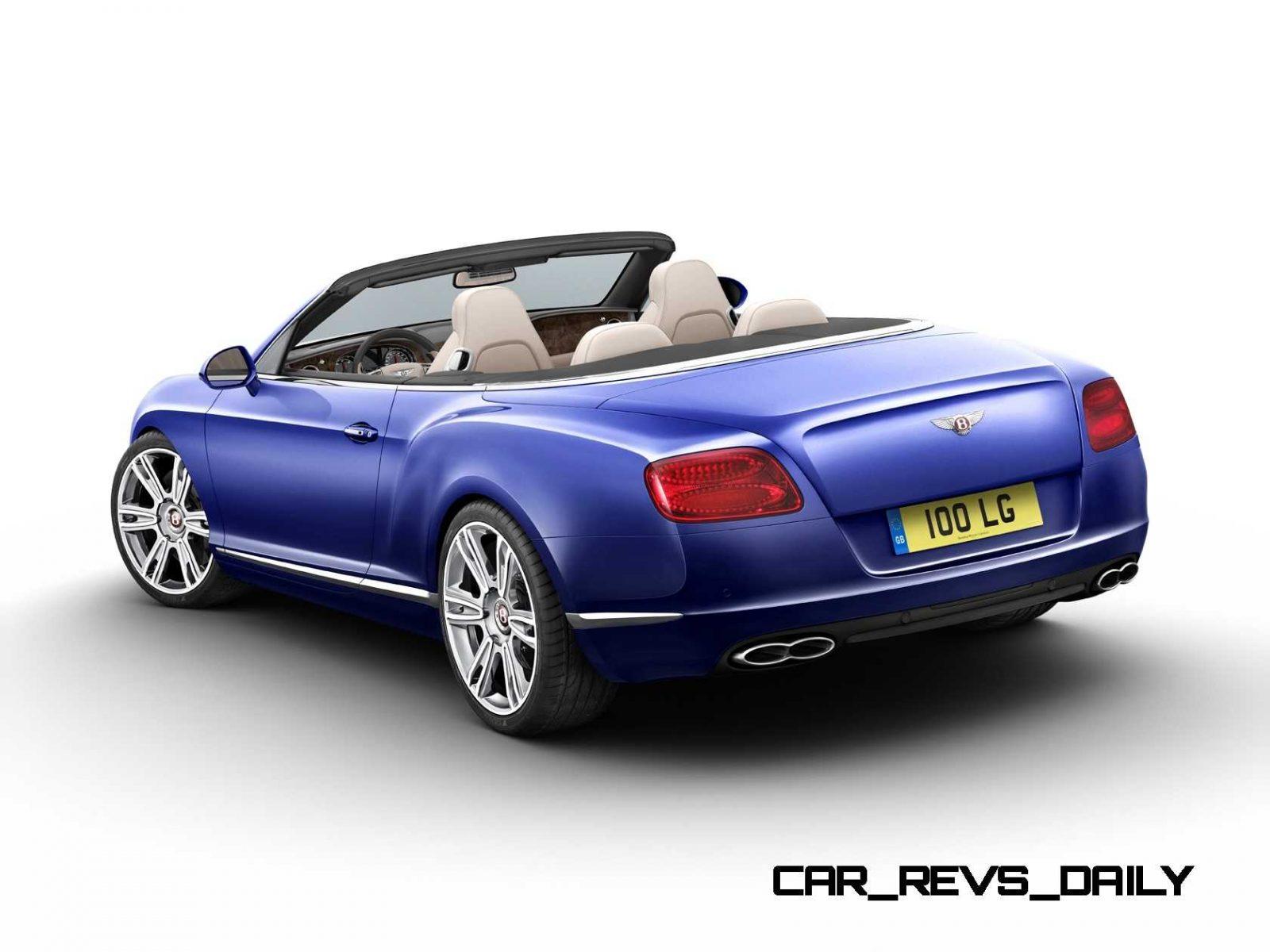 2014 Bentley Gtc V8 S The Best Handling Best Looking