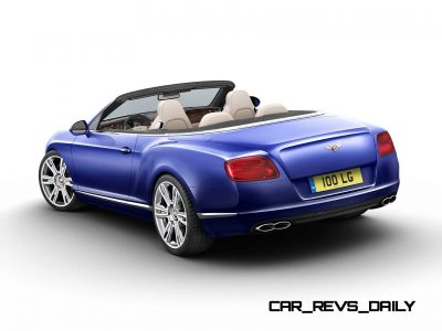 CarRevsDaily - 2014 Bentley Continental GTC V8 and V8 S  45