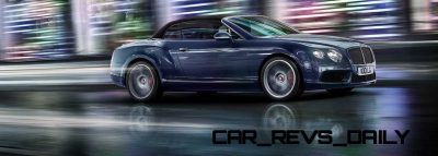 CarRevsDaily - 2014 Bentley Continental GTC V8 and V8 S  54