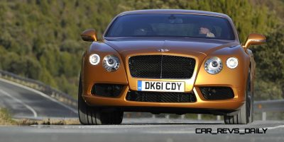 CarRevsDaily - 2014 Bentley Continental GTC V8 and V8 S  58