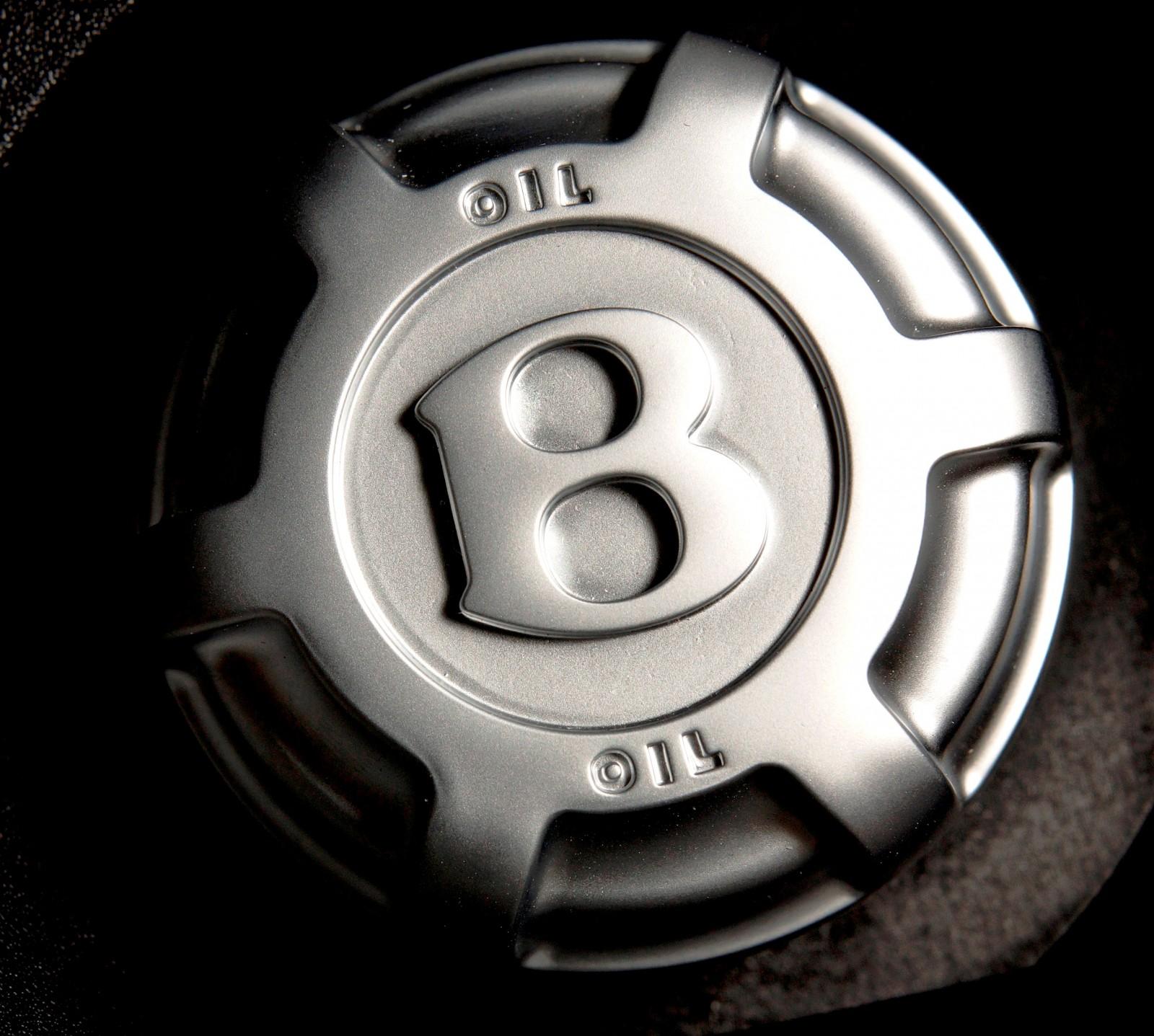 2012 Bentley Flying Spur W12 Diamond Black: The Best-Handling, Best-Looking