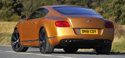CarRevsDaily - 2014 Bentley Continental GTC V8 and V8 S  60