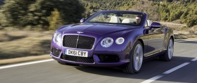 CarRevsDaily - 2014 Bentley Continental GTC V8 and V8 S  69