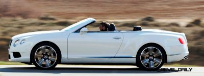 CarRevsDaily - 2014 Bentley Continental GTC V8 and V8 S  9