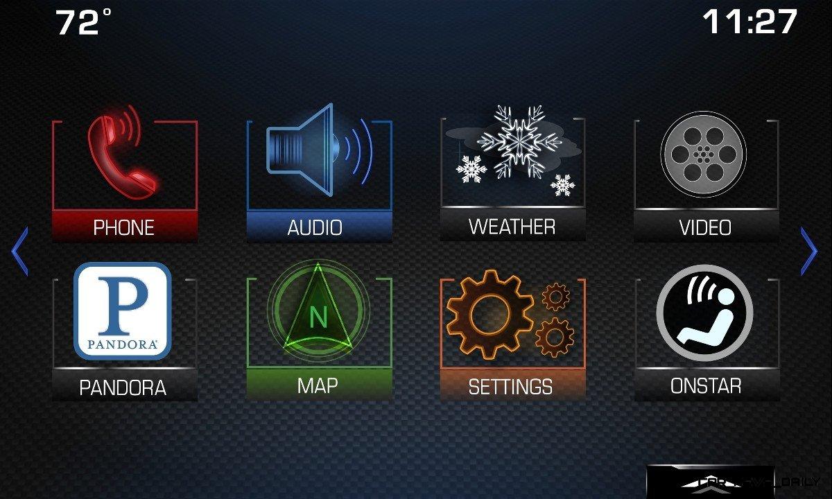 Chevrolet's next-generation MyLink system