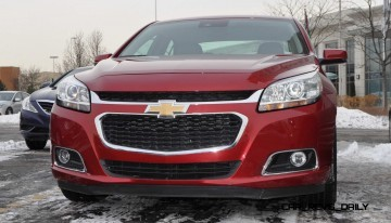 CarRevsDaily - 2014 Chevy Malibu Turbo First Test 15