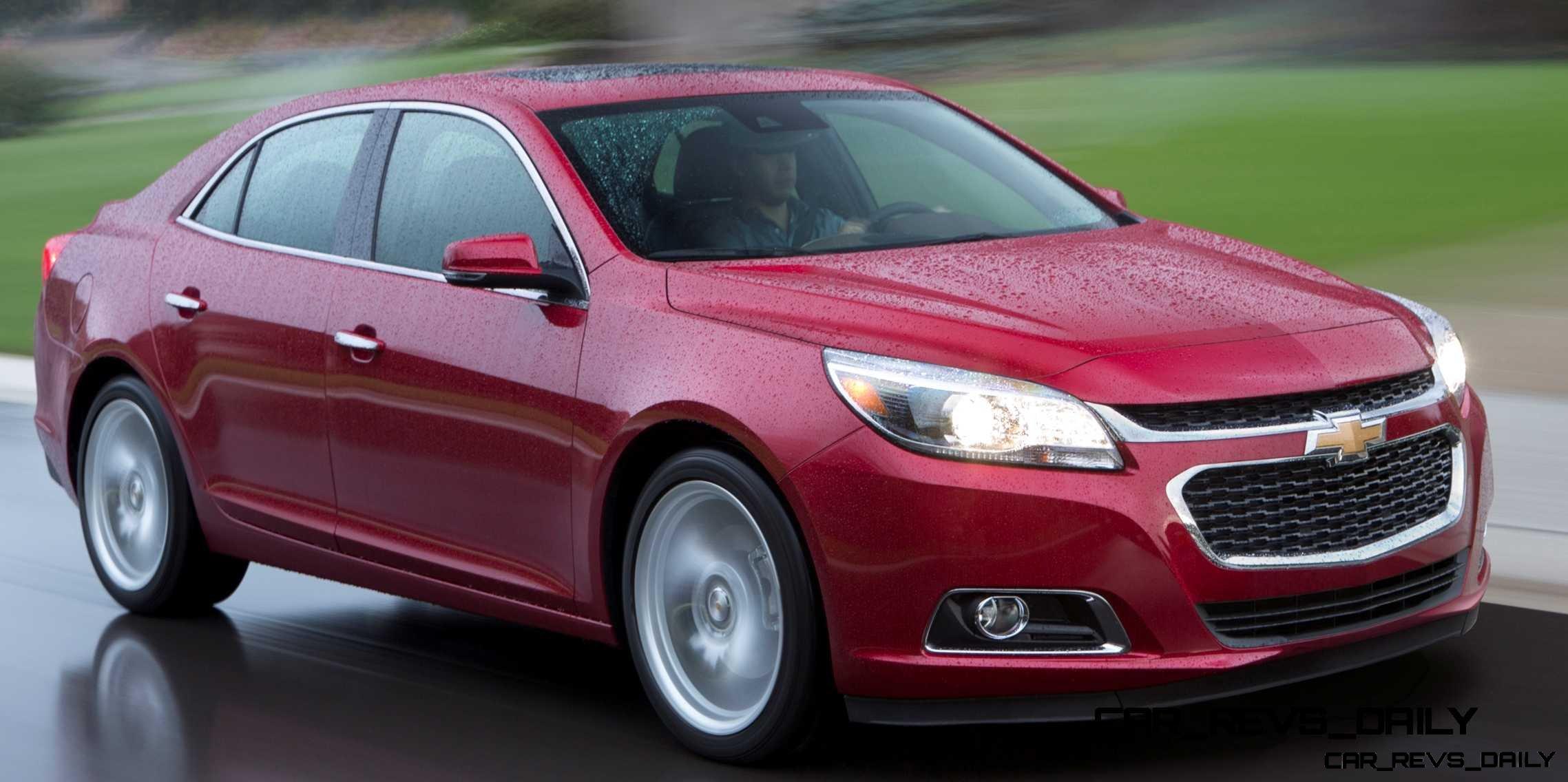 First Drive Videos: 2014 Chevrolet Malibu Turbo - 5.9s to 60 mph!?