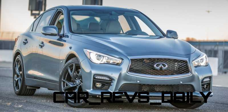 2014 Infiniti Q50S Fantastic in Real Life + Very Fast: 4 ...
