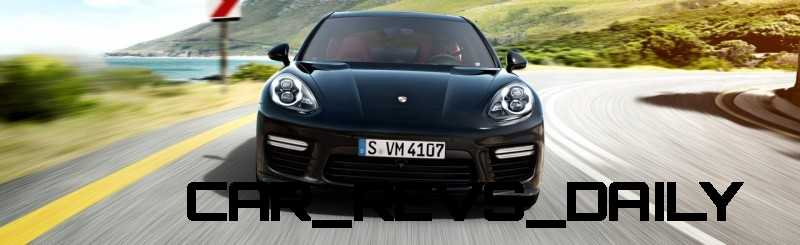 CarRevsDaily - 2014 Porsche Panamera Buyers Guide - Exteriors 22