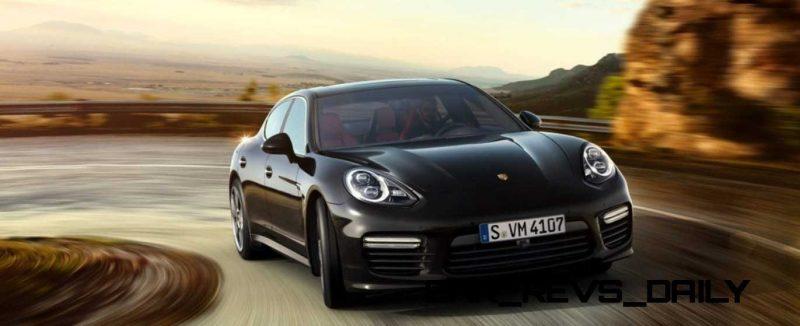 CarRevsDaily - 2014 Porsche Panamera Buyers Guide - Exteriors 23