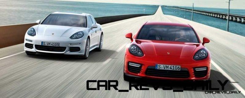 CarRevsDaily - 2014 Porsche Panamera Buyers Guide - Exteriors 24