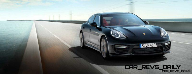 CarRevsDaily - 2014 Porsche Panamera Buyers Guide - Exteriors 25