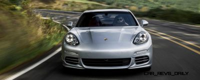 CarRevsDaily - 2014 Porsche Panamera Buyers Guide - Exteriors 29