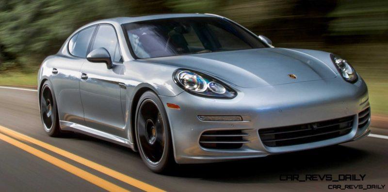CarRevsDaily - 2014 Porsche Panamera Buyers Guide - Exteriors 31