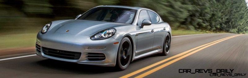 CarRevsDaily - 2014 Porsche Panamera Buyers Guide - Exteriors 32