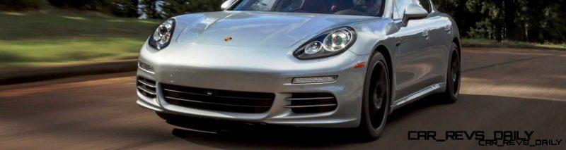 CarRevsDaily - 2014 Porsche Panamera Buyers Guide - Exteriors 33