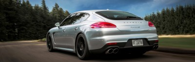 CarRevsDaily - 2014 Porsche Panamera Buyers Guide - Exteriors 36