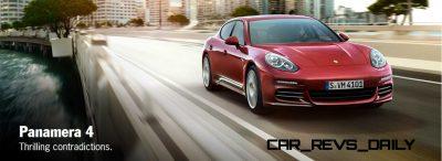 CarRevsDaily - 2014 Porsche Panamera Buyers Guide - Exteriors 4