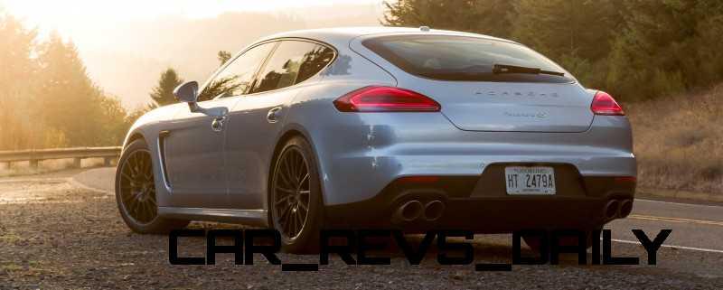 CarRevsDaily - 2014 Porsche Panamera Buyers Guide - Exteriors 41