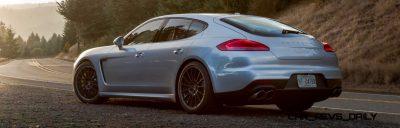 CarRevsDaily - 2014 Porsche Panamera Buyers Guide - Exteriors 42