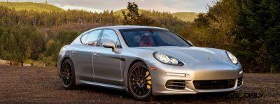 CarRevsDaily - 2014 Porsche Panamera Buyers Guide - Exteriors 43