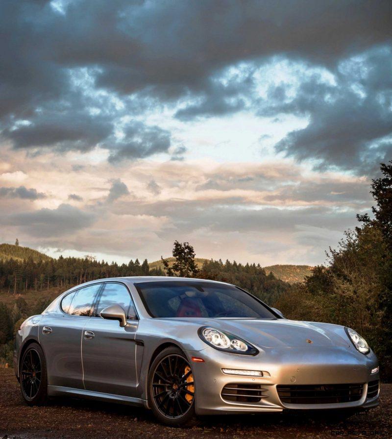 CarRevsDaily - 2014 Porsche Panamera Buyers Guide - Exteriors 44
