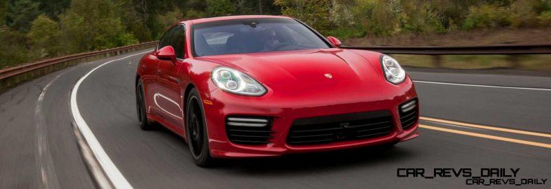 CarRevsDaily - 2014 Porsche Panamera Buyers Guide - Exteriors 47