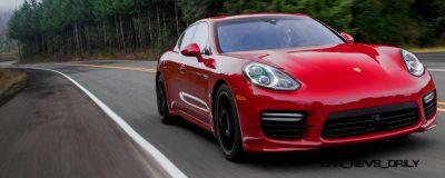 CarRevsDaily - 2014 Porsche Panamera Buyers Guide - Exteriors 48