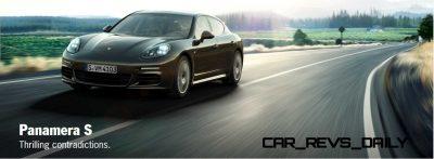 CarRevsDaily - 2014 Porsche Panamera Buyers Guide - Exteriors 5
