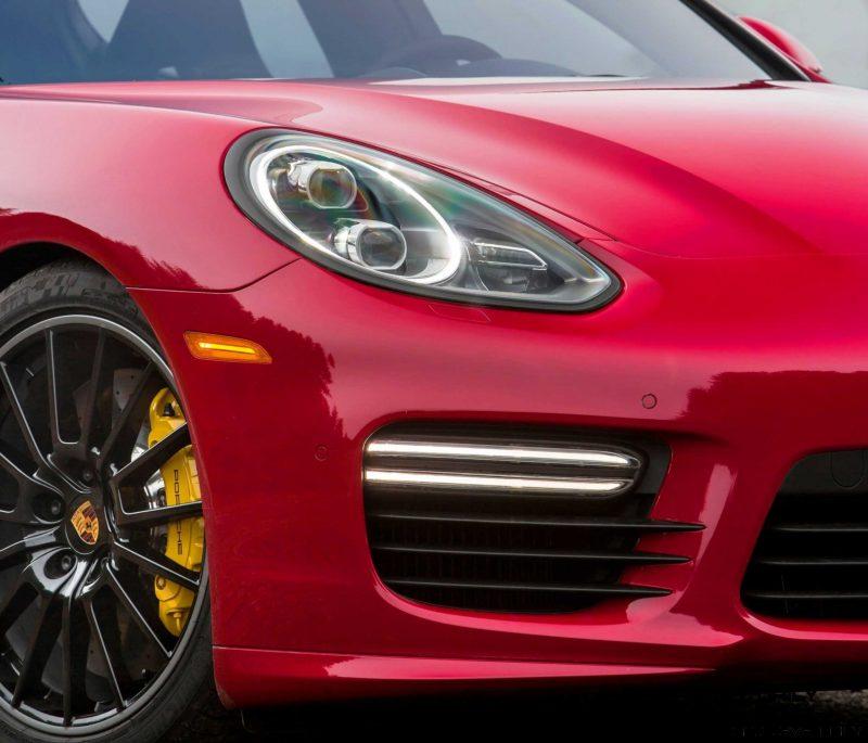 CarRevsDaily - 2014 Porsche Panamera Buyers Guide - Exteriors 52