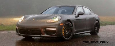 CarRevsDaily - 2014 Porsche Panamera Buyers Guide - Exteriors 56