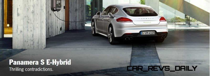 CarRevsDaily - 2014 Porsche Panamera Buyers Guide - Exteriors 6