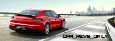 CarRevsDaily - 2014 Porsche Panamera Buyers Guide - Exteriors 66