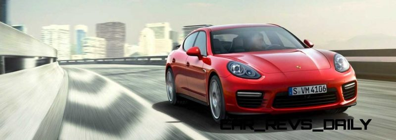 CarRevsDaily - 2014 Porsche Panamera Buyers Guide - Exteriors 67