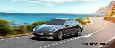 CarRevsDaily - 2014 Porsche Panamera Buyers Guide - Exteriors 68