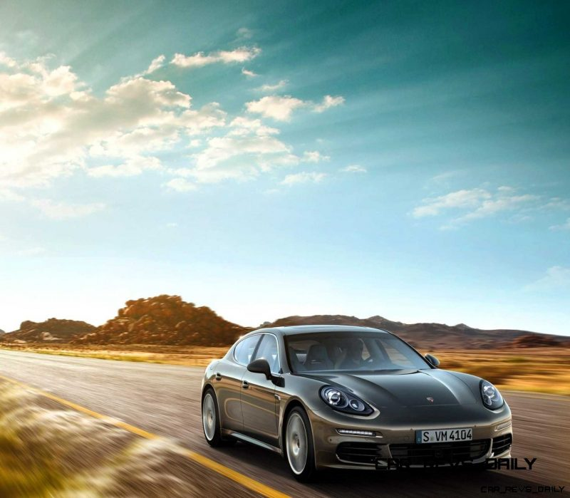 CarRevsDaily - 2014 Porsche Panamera Buyers Guide - Exteriors 69