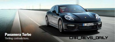 CarRevsDaily - 2014 Porsche Panamera Buyers Guide - Exteriors 7