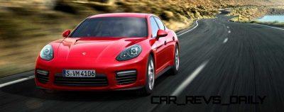 CarRevsDaily - 2014 Porsche Panamera Buyers Guide - Exteriors 71